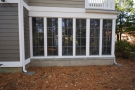 Easy Breeze windows -Rehoboth Beach - Henlopen Acres - Lewes - Custom Home Build