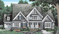 House Plans - Oak Construction