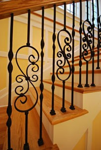 Oak Construction - Staircase Features